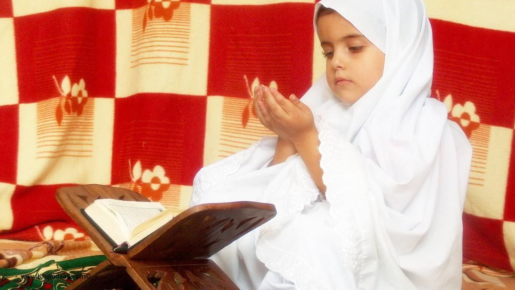 أطفال رمضان