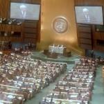 لماذا صفق الناس في الجمعية العامة بالأمم المتحدة؟