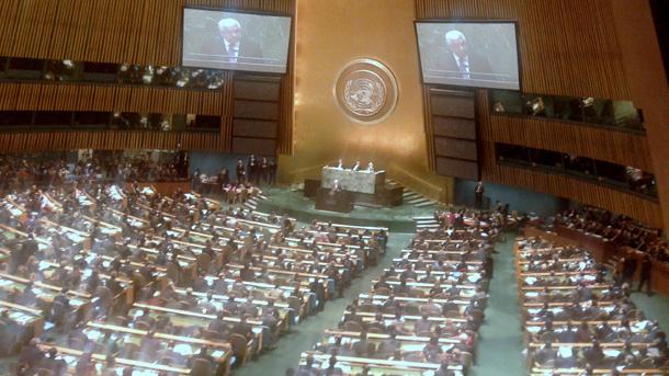 Photo of لماذا صفق الناس في الجمعية العامة بالأمم المتحدة؟