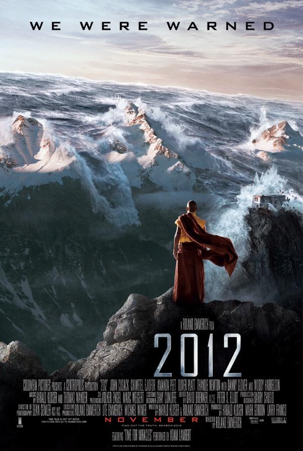بوستر فلم 2012