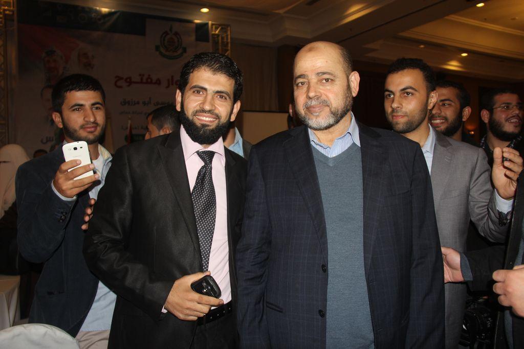 2014-12-8 حوار حماس
