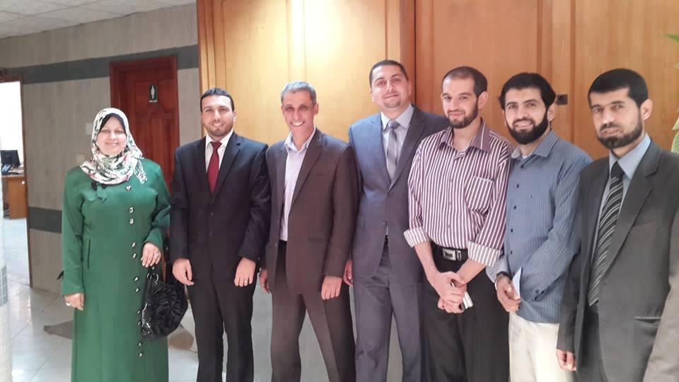2014-5-19 انتخاب مجلس إدارة اتحاد المدربين