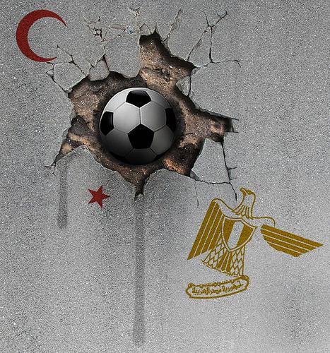 مصر والجزائر مرة ثالثة