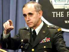 الجنرال الأمريكي كيث دايتون