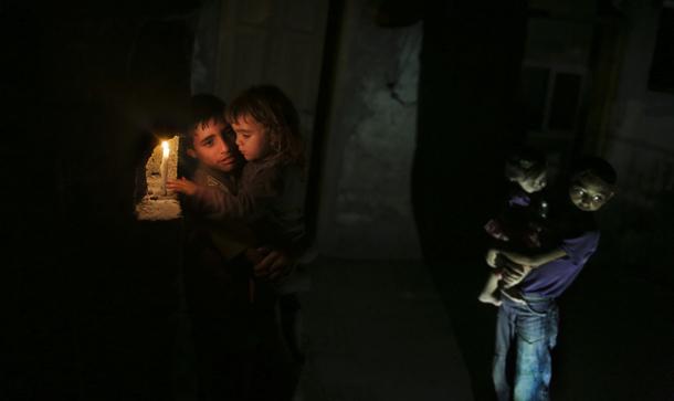 Photo of رسالة من كهوف غزة لطواغيت الكهرباء