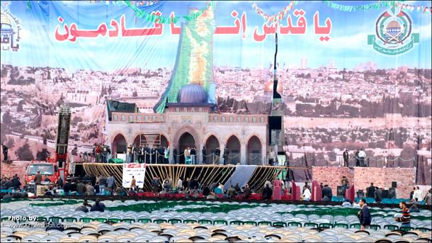 مهرجان انطلاقة حركة المقاومة الإسلامية حماس 24