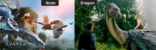 Ikran VS Eragon