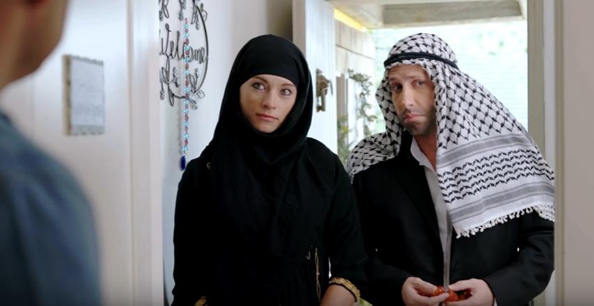Photo of بالفيديو: أهلا بكم إلى بلاد الشعب اليهودي!