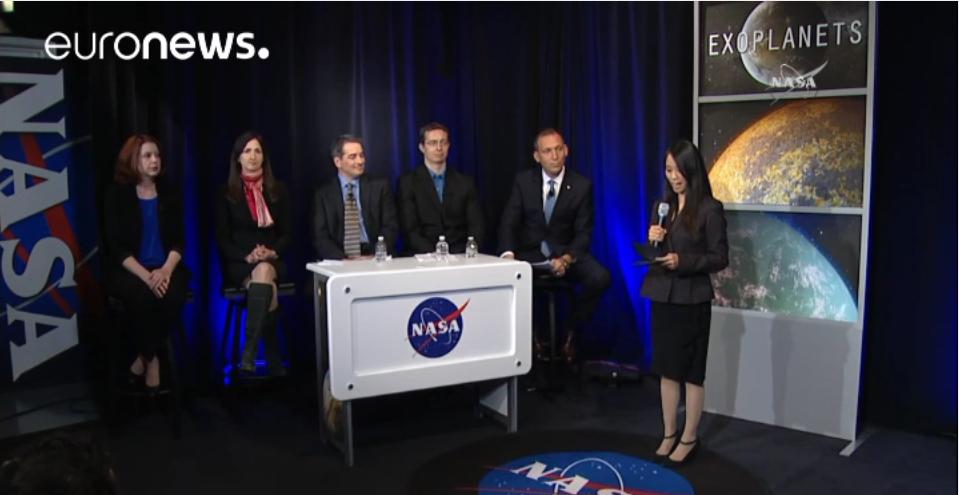 Photo of مخمخة صناعة الأخبار: اكتشاف سبع كواكب جديدة