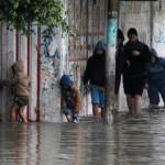 تغريدات مصورة لأخبار الأمطار على #فلسطين