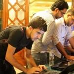 غزة | #لقاء_النشطاء في 55 تغريدة