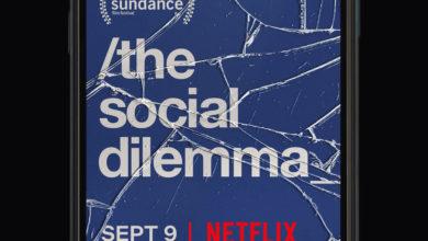 Photo of فيلم الدراما الوثائقي The Social Dilemma 2020