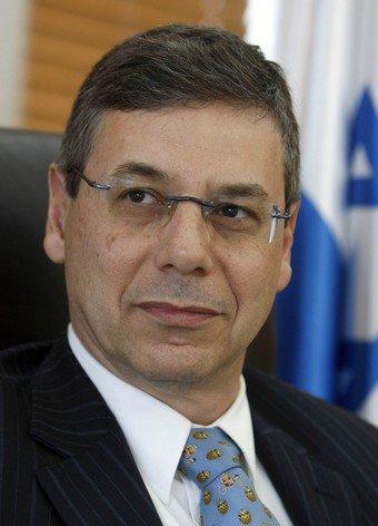 داني أيالون وزير الخارجية - نائب رئيس دولة إسرائيل