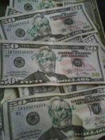 US 50 Dollars
