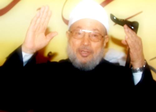 الشيخ الجليل د. يوسف القرضاوي