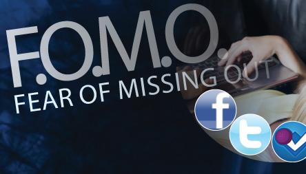 Photo of FOMO: عندما يقتلنا القلق على منشورات حساب فيسبوك