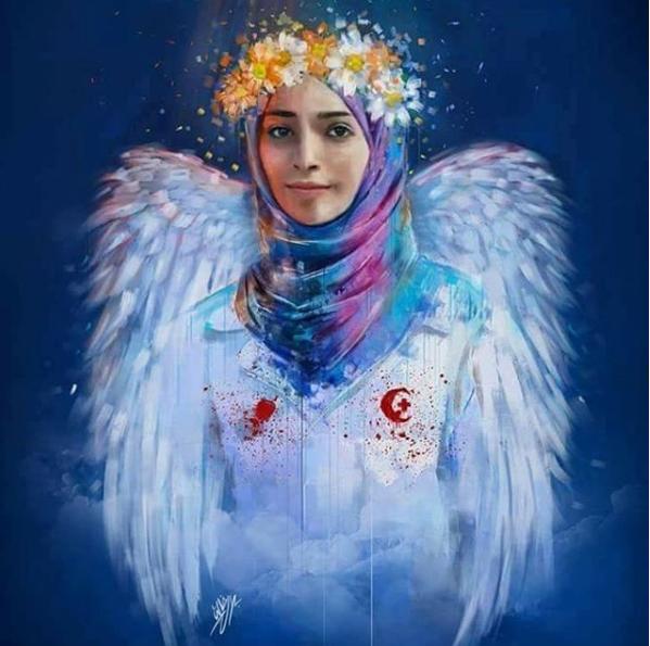 Photo of رزان النجار.. موتي لو سمحت أكثر وأكثر